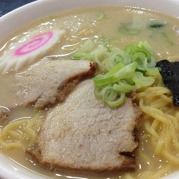Tonkotsu Ramen @ Yamazaki Ramen