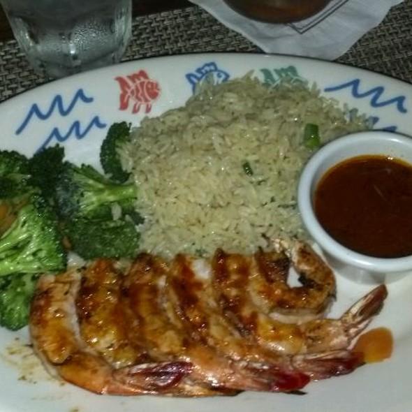 Louisiana BBQ Shrimp - Harbor Grill, Dana Point, CA