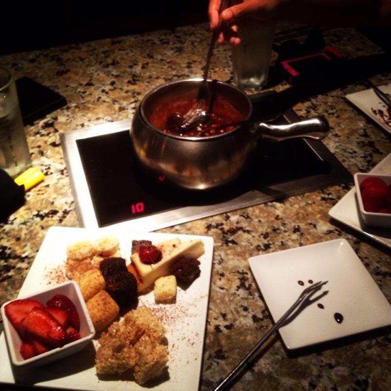 the melting pot menu kansas city mo foodspotting