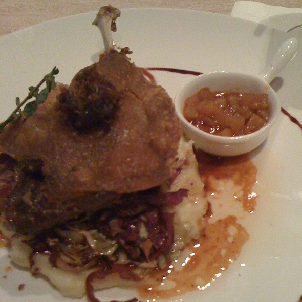 Duck Confit @ 2nd's Comfort Food Revisited