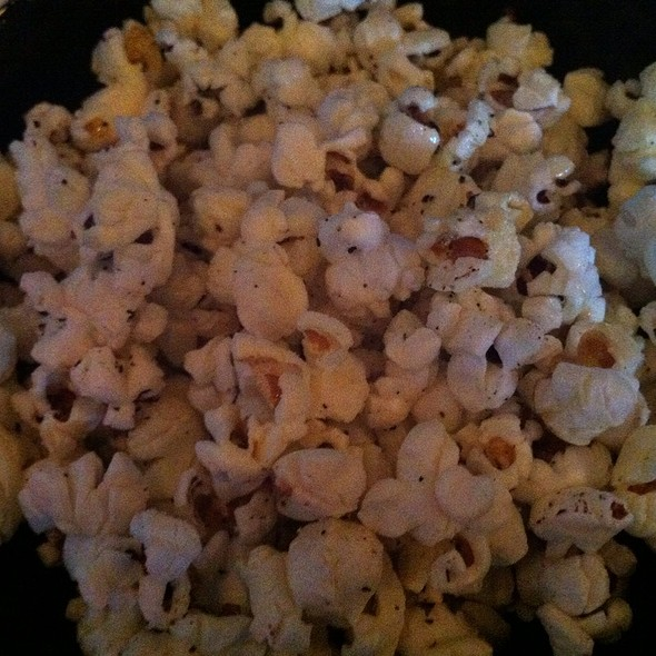 Popcorn @ Cafe Divis / Vinyl Wine Bar