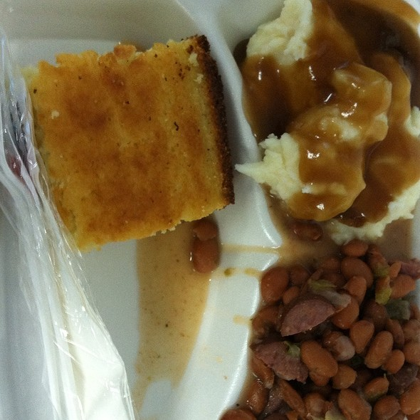 Mashed Potatoes @ Handy Food Stores