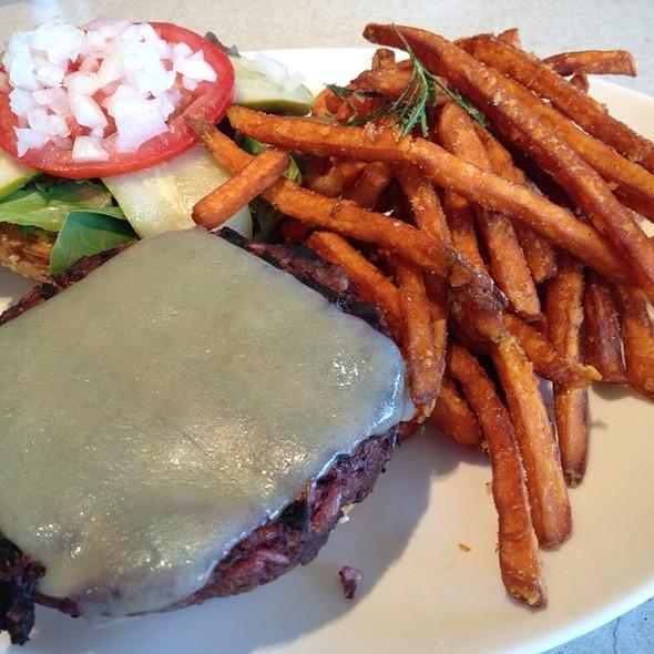 Northstar Veggie Burger