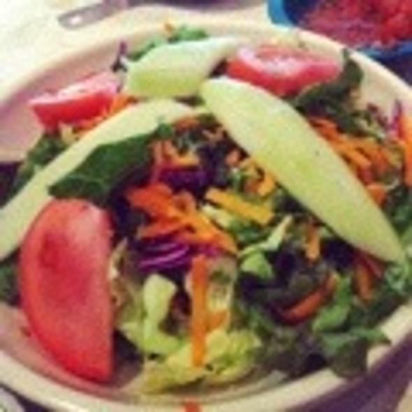Dinner Salad  @ Chuy's