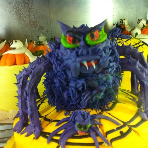 Halloween Cake @ Party Favors