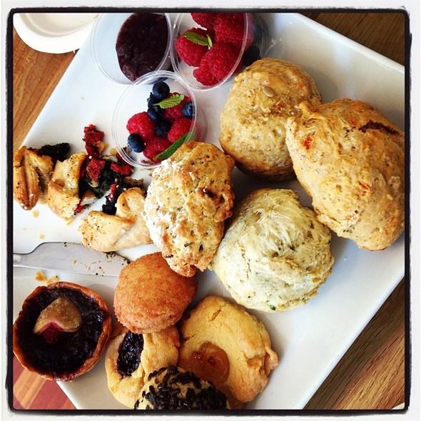Afternoon Tea @ Sweet Cakes Bakery