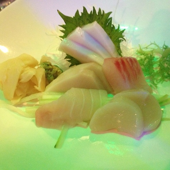 Sashimi Lunch Special