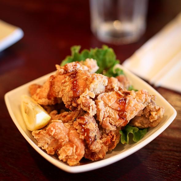 Chicken Karaage @ Genki Ramen