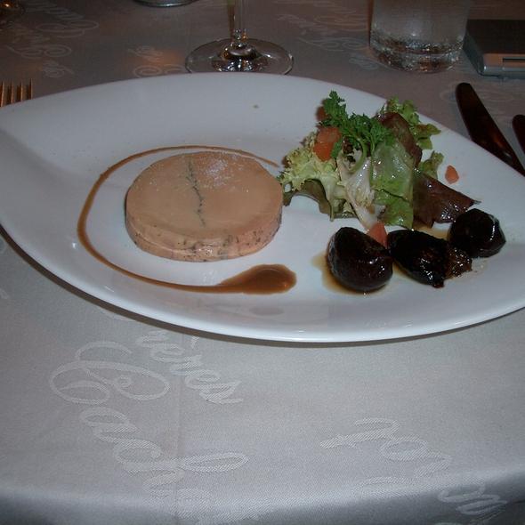 Foie gras pate