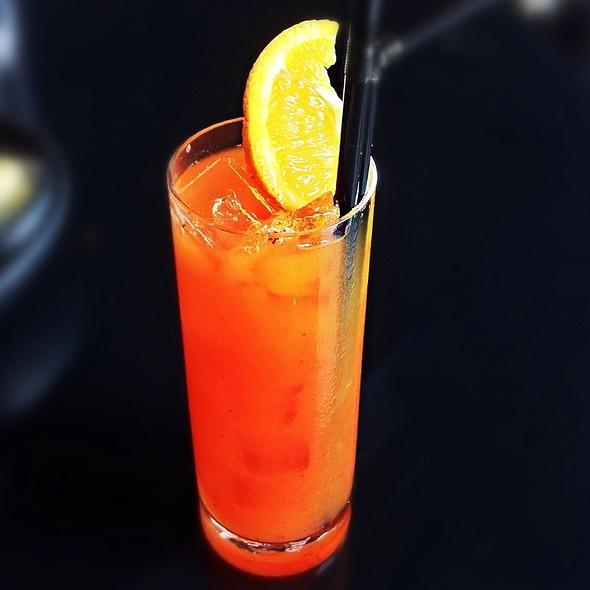 Passion Fruit Juice @ Gaucho
