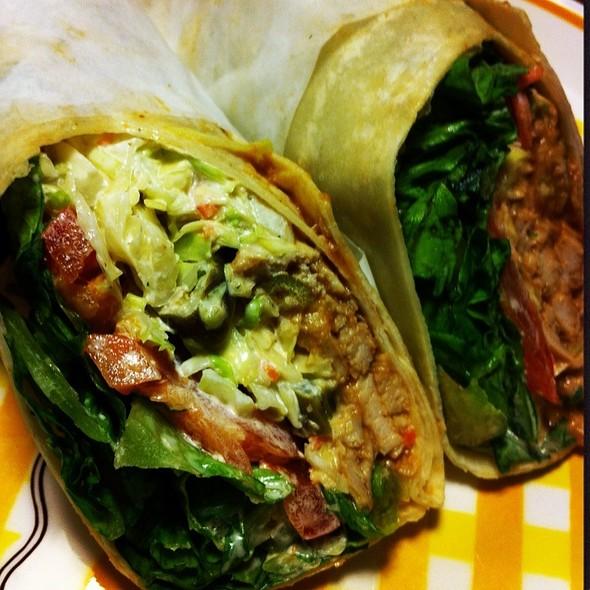 Mexican chicken wrap  @ コストコホールセール入間倉庫店