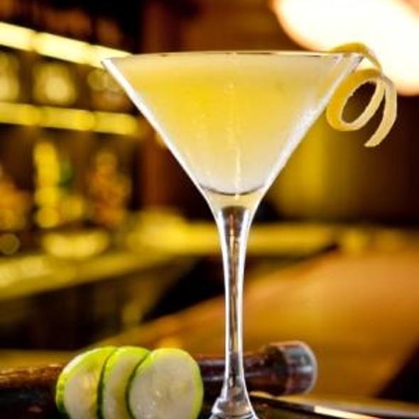 Vesper Martini @ Vesper American Brasserie