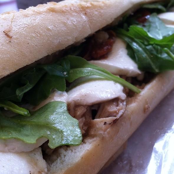 Chicken & Mozzarella Sandwich @ Pret A Manger