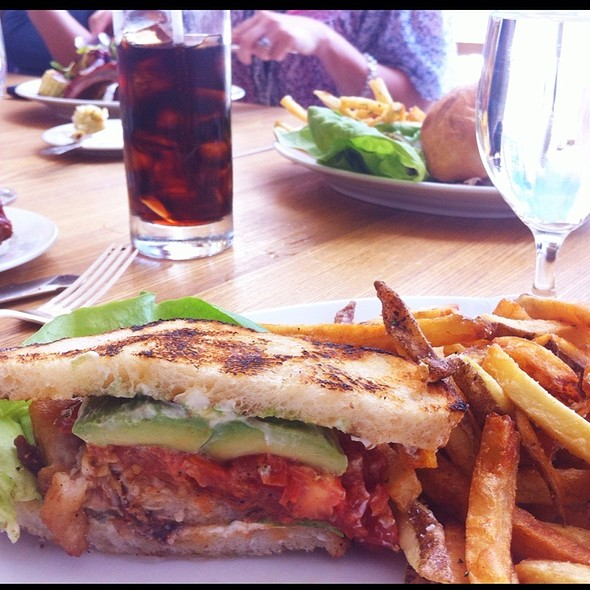 P.L.T.A. @ Ella Dining Room & Bar