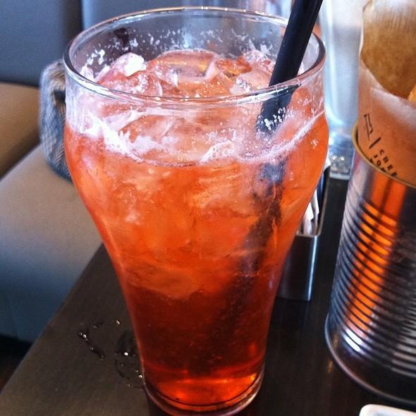 Strawberry Soda @ American Sector