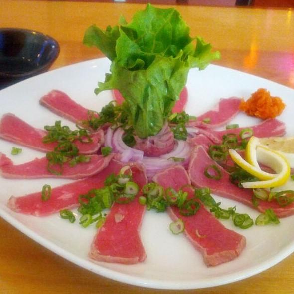 Beef Tataki Sashimi