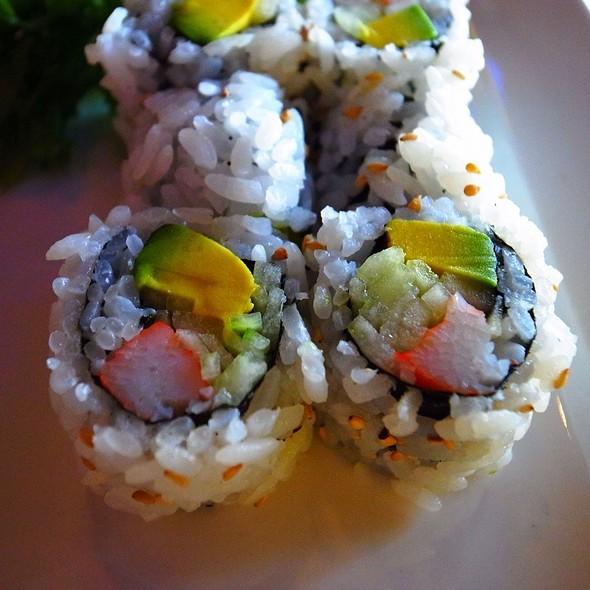 California Roll - Asuka Sushi, New York, NY