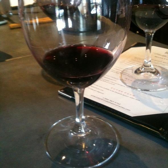 Cabernet Sauvignon @ Elizabeth Spencer Wines