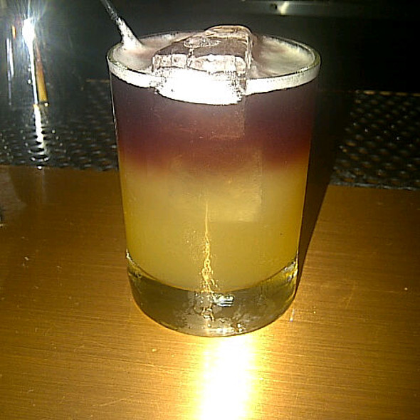 New York Sour - The Lion's Share, San Diego, CA