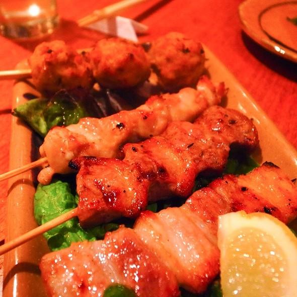 Yakitori @ Sake Bar Hagi