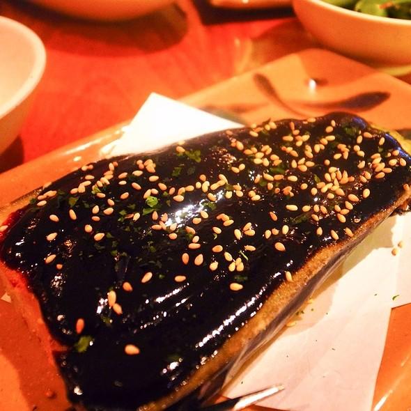 Miso Eggplant @ Sake Bar Hagi