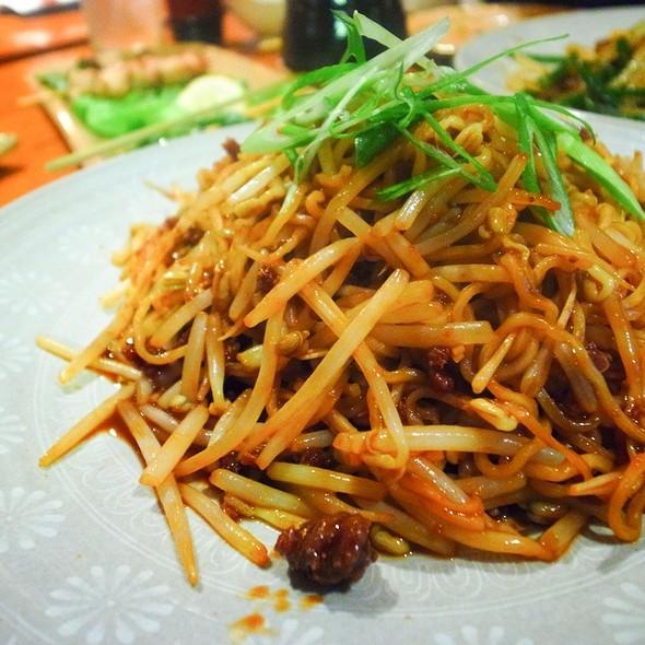 Tan Tan Noodles @ Sake Bar Hagi