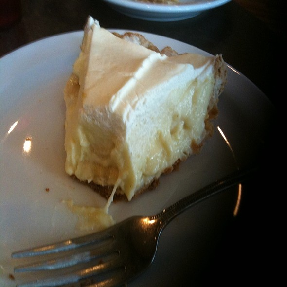 Banana Cream Pie @ Mission Pie