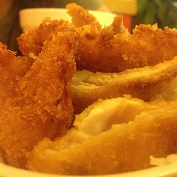 Chicken Katsu @ L&L Hawaiian Barbeque