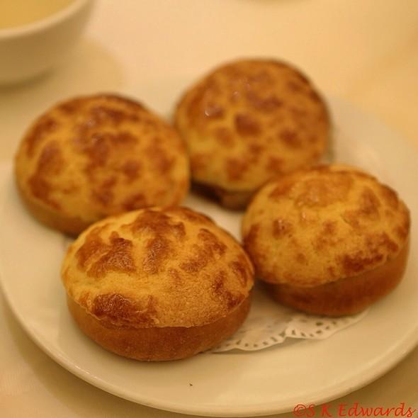 how to make char siu bao baked
