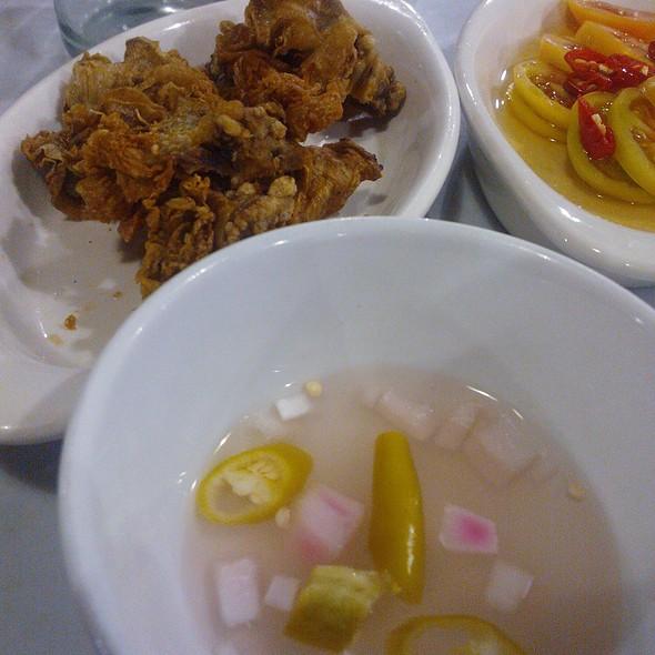 Chicharong Bulaklak @ RJ's Bulalohan