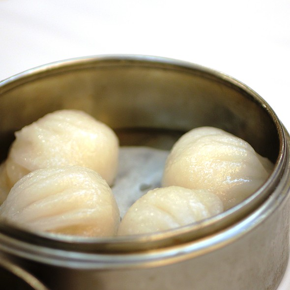 Steamed Shrimp Dumplings @ Ocean Palace