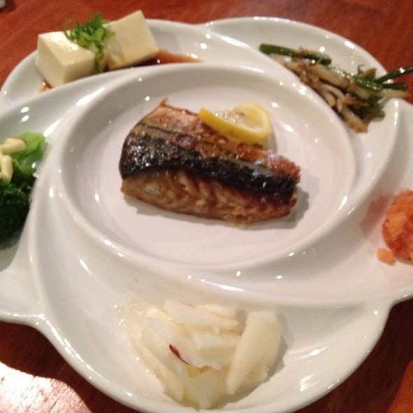 Grilled Mackerel - Taka Sushi, Atlanta, GA