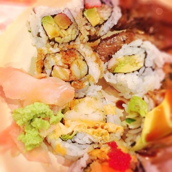 Sushi @ Imperial China Buffet