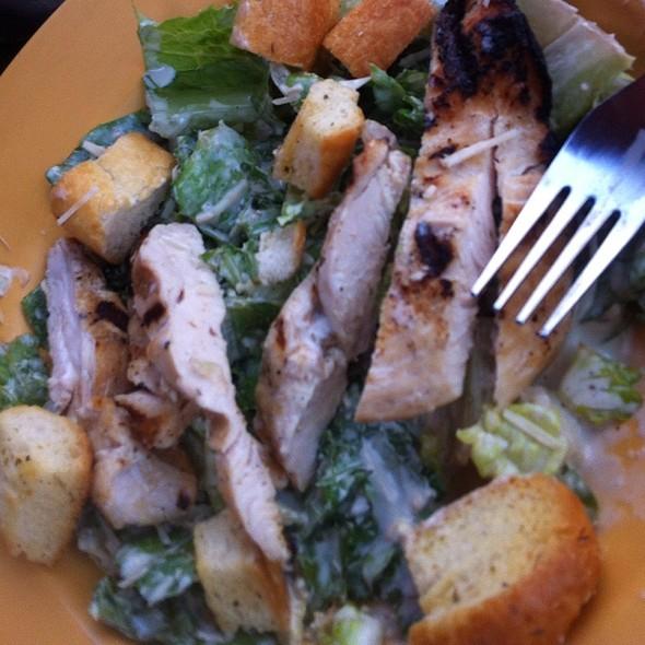 Chicken Caesar Salad - Dick's Last Resort - Boston, Boston, MA