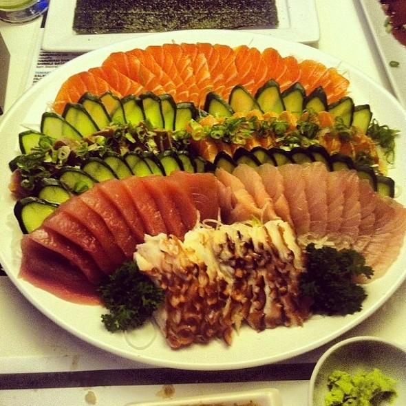Sashimi @ Kikoni Japa Food