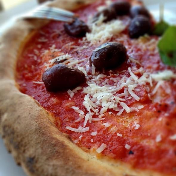 Pizza Marinara @ Mother