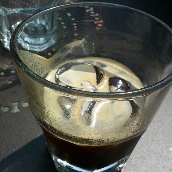 Iced Espresso  @ Tomtom Coffee House