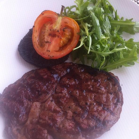 Ribeye Steak @ Still's Bar