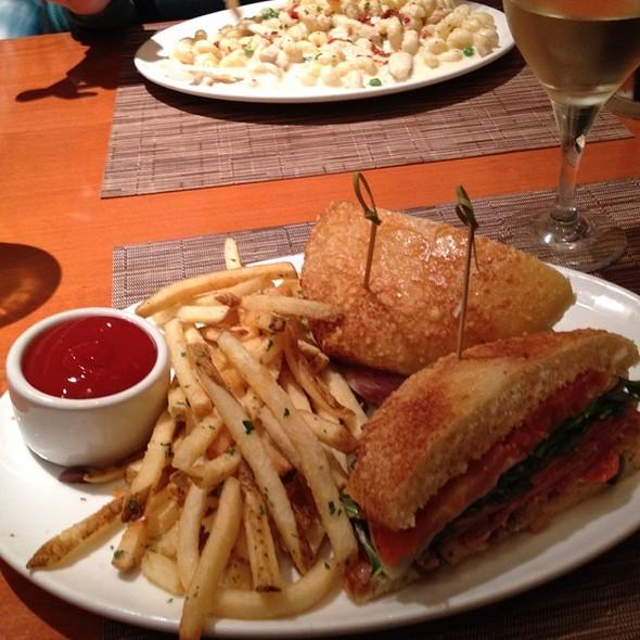 Italian Bistro Sandwich @ Wolfgang Puck Bistro
