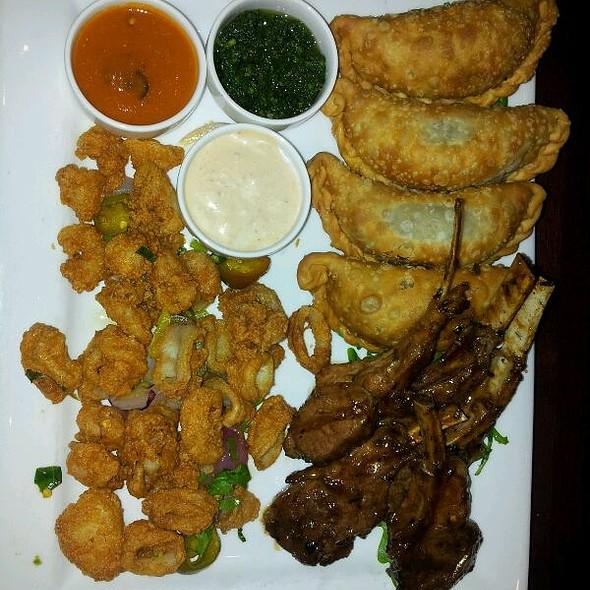 Assorted Appetizers - Veritas Steak & Seafood, Sugar Land, TX