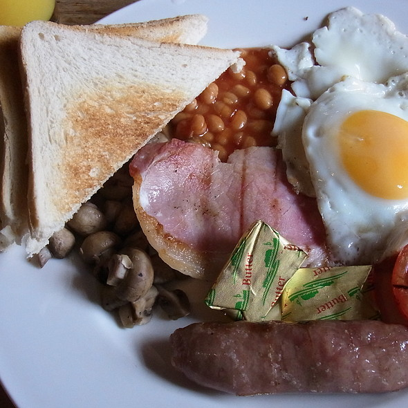 Full English Breakfast @ Pride Of Paddington