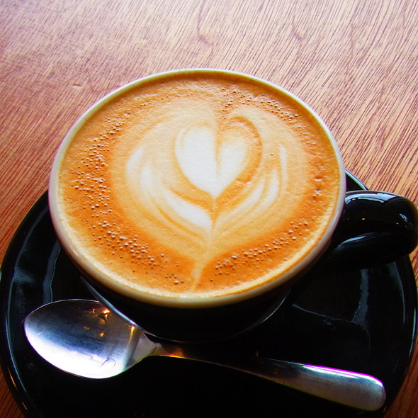Cappuccino @ Third Floor Espresso