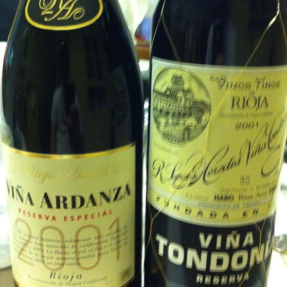 Rioja @ Hudson Wine Merchants