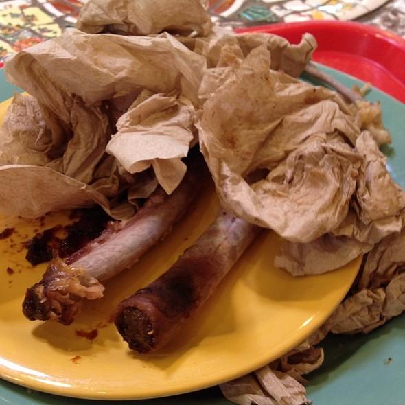 pork ribs @ Gayle's Bakery & Rosticceria
