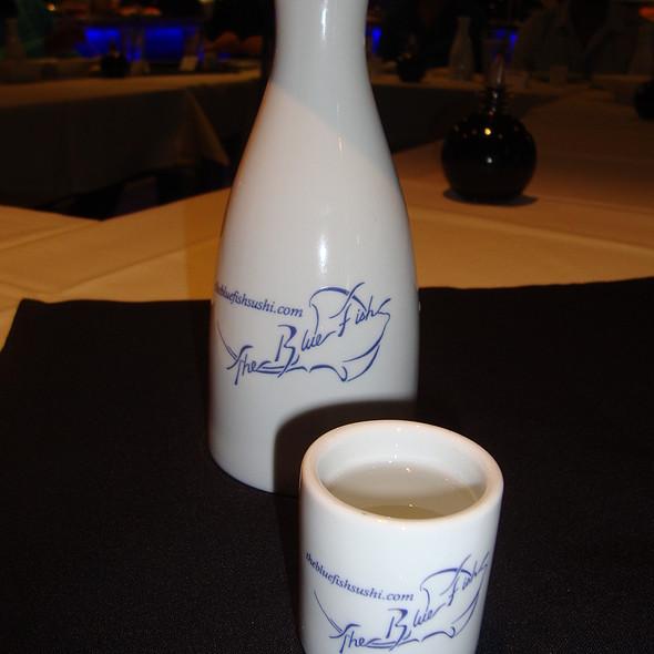 Hot Sake - The Blue Fish - Washington, Houston, TX