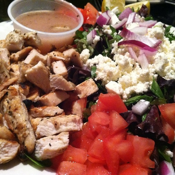 Chopped Chicken Salad @ Calandra's Village