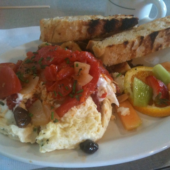 Mediterreanean Steamers @ Wild Plum Cafe & Bakery