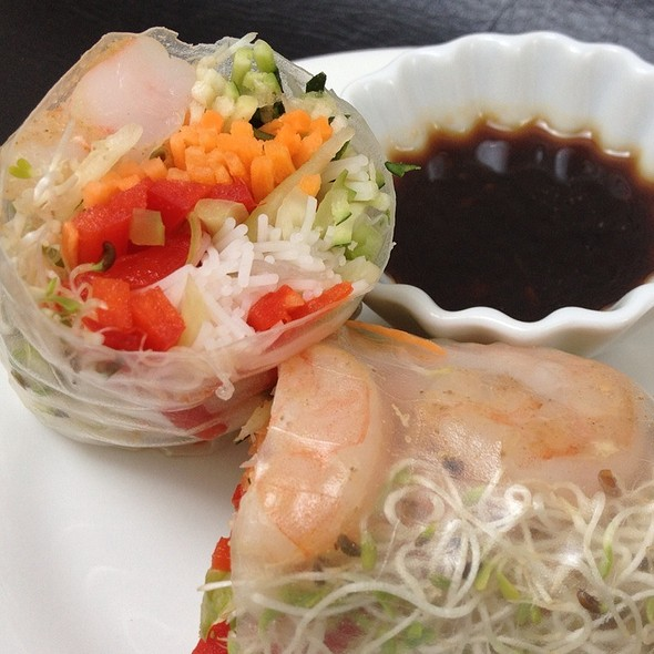 Rollos Vietnamitas @ Gourmet X-Perts Catering