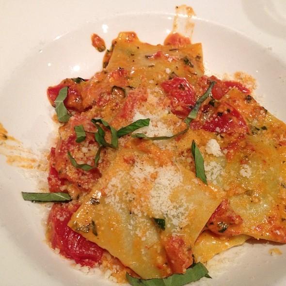 Ravioli!  @ Mediterranean Restaurant