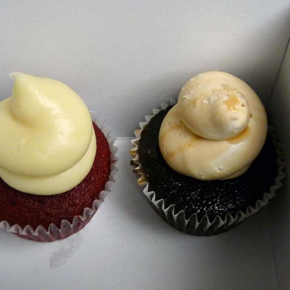 Cupcakes @ Cupkates